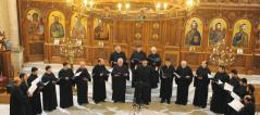 "BYZANTINE CHOIR ""SAINT ANDREW OF CRETA"""